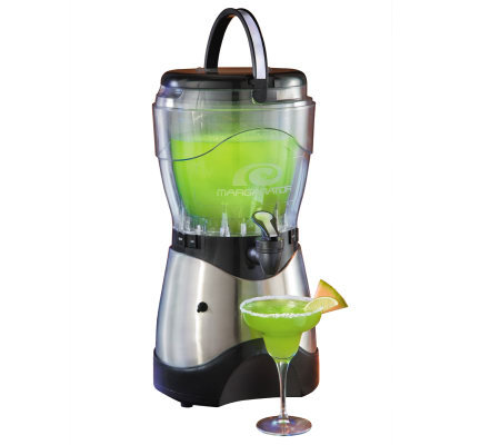 Nostalgia Electrics Stainless Steel Margarita &Slush Machine
