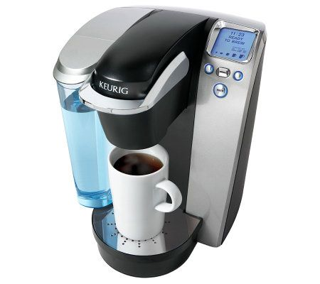Keurig K75 Platinum Coffee Maker - Page 1 QVC.com
