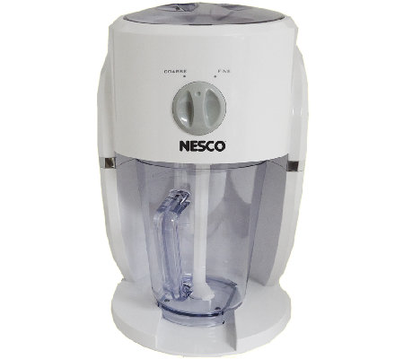 NESCO Ice Crusher and Drink Mixer