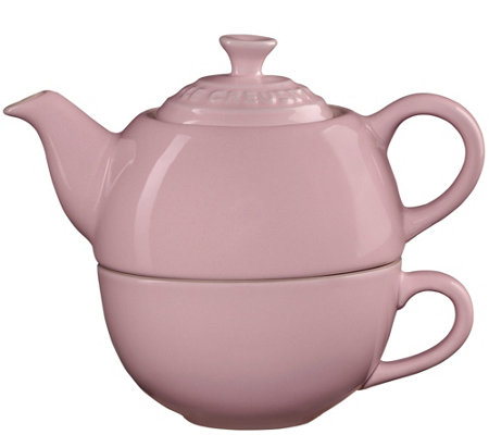 Le Creuset Stoneware Tea-for-One Set