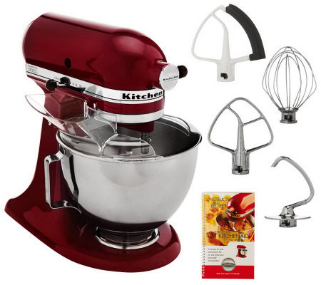 KitchenAid 4.5qt. 300 Watt 10 Speed Tilt-head Stand Mixer