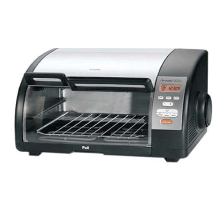 T Fal Toaster Oven W Self Cleaning Interior Walls Qvc Com