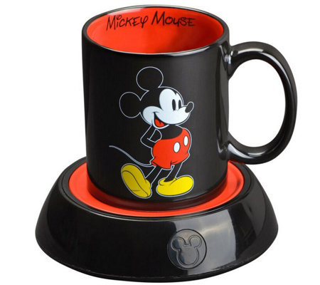 Disney Mickey Mouse Mug & Mug Warmer