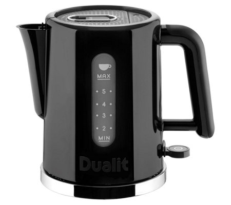 Dualit Studio Collection 1.5-Liter Kettle - Black