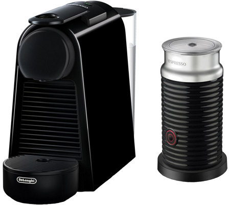 Nespresso Essenza Mini Espresso Machine & Frother by DeLonghi