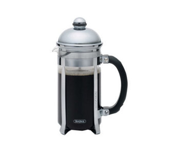 BonJour 8-Cup Maximus French Press -Brushed Stainless Steel - K128770