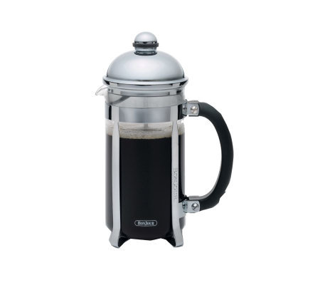 BonJour 8-Cup Maximus French Press -Brushed Stainless Steel