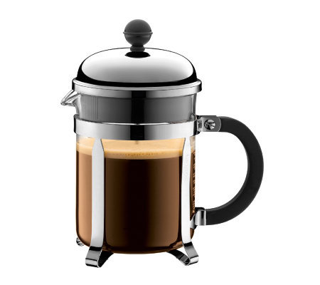 Bodum Chambord 4-cup/17-oz Coffee Maker, Plastic