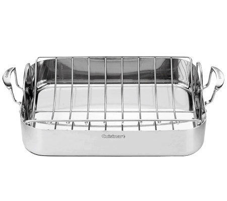 Cuisinart MultiClad Pro Stainless Steel Roasting Pan