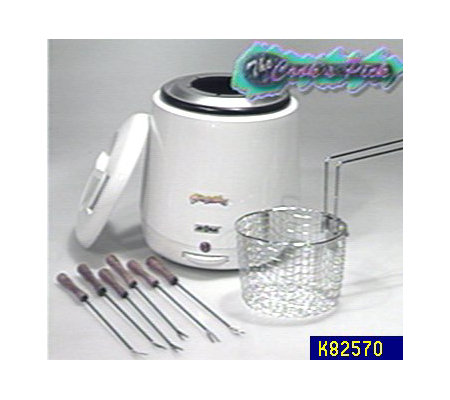 Deep fryer no fat tefal