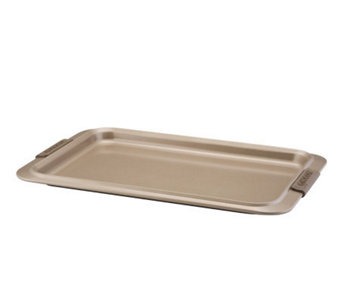 "Anolon Bronze Collection Bakeware 10"" x 15"" Cookie Pan - K131171"