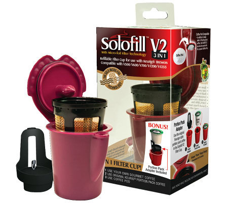 Solofill V2 Gold Cup