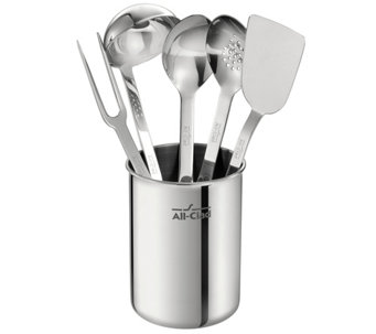 All Clad 6 Piece Kitchen Tool Set K304872