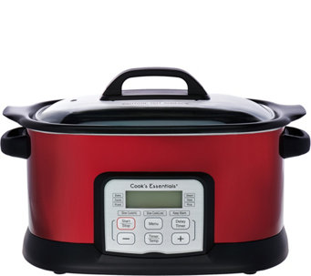CooksEssentials 6.5qt 9 Function All-in-1 Cooker - K44472