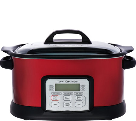 Cook's Essentials 6.5 qt. 9-Function All-in-1 Cooker
