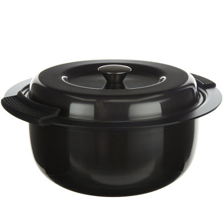 MCM360 Colored Hard Anodized 6qt Pot by MarkCharles Misilli
