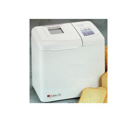regal k6743 kitchen pro 2lb breadmaker white430 watts. Black Bedroom Furniture Sets. Home Design Ideas