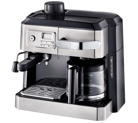 DeLonghi All-In-One Machine with Programmable Timer
