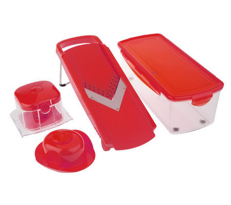 Genius Speed Slicer Plus with Storage Container