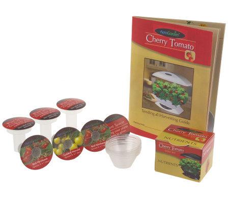 Aerogarden Aeroponic Kitchen Garden Seed Kit Page 1