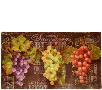 Instant Counter Decorative Glass Burner Cover & Prep Board - K44077