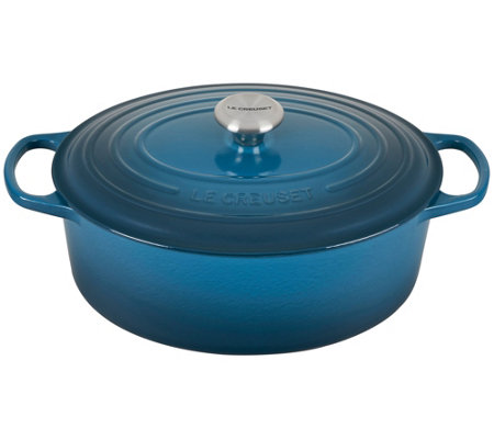 Le Creuset Signature Series 6.75-Qt Oval DutchOven