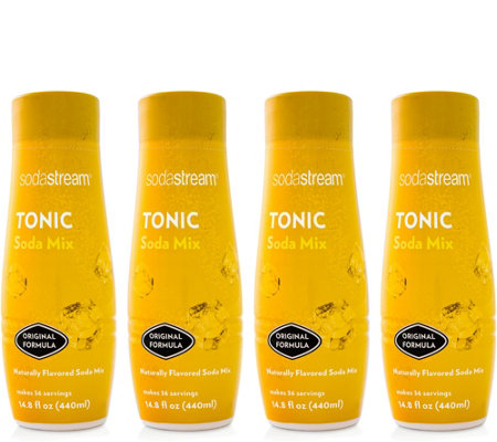 SodaStream Tonic Sparkling Drink Mix