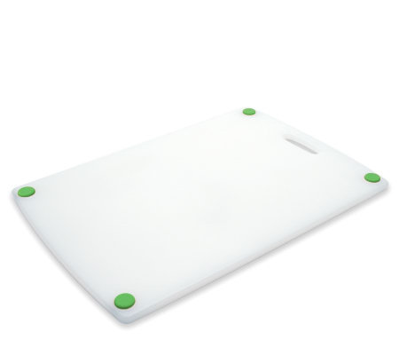 "Premium Poly Safeside Cutting Board 10"" x 14"" w/ Color Codes"