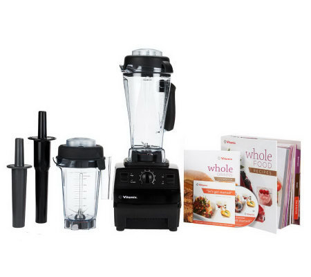 Vitamix 5200 Super 64oz Variable Speed Blender w/Dry Container
