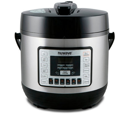NuWave 6-Quart 33101 Electric Pressure Cooker