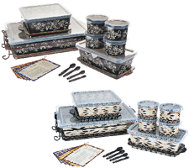 Temp-tations Essential 16-pc. Oven- to-Table Set