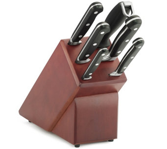 Tramontina Professional Series 7 Piece Knife Set - K176682