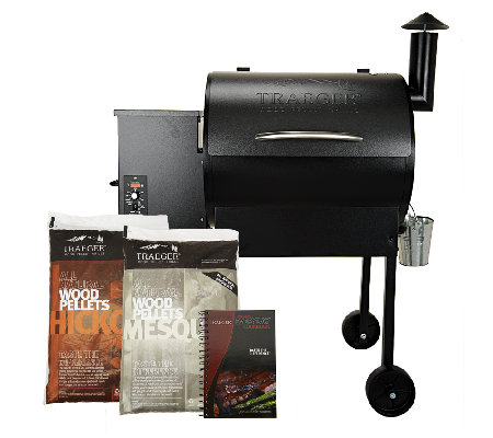 Traeger Lone Star 572 sq. in. Wood Fired Grill & Smoker