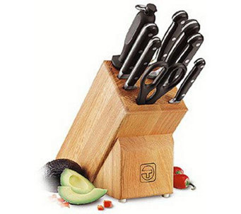 Tramontina Professional Series 9-Piece Knife Set with Block - K176683