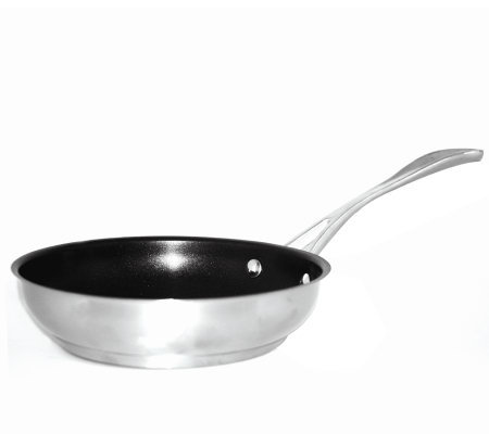 BergHOFF Stainless Steel 8'' Nonstick Fry Pan