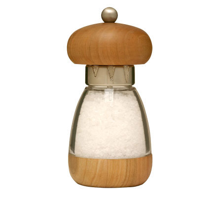 "William Bounds 5-3/4"" American Cherry MushroomSalt Mill"