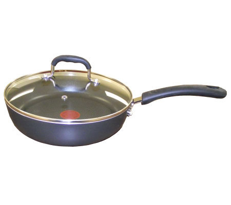 "T-Fal 10"" Professional Covered Deep Saute Pan"