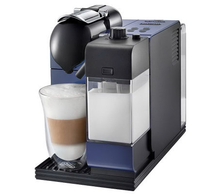 delonghi nespresso lattissima capsule cappuccin o machine. Black Bedroom Furniture Sets. Home Design Ideas