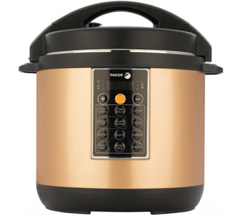 Fagor Lux 6-Quart Copper Multi-Cooker - K305485