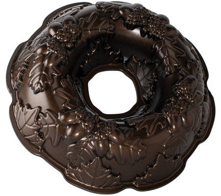 Nordic Ware Autumn Wreath Bundt Pan