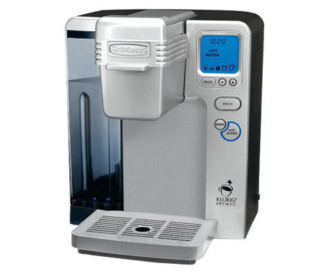 Cuisinart SS-700 Single Serve Coffee Maker