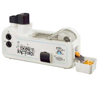 Nostalgia Electrics MDF-200 Automatic Mini Donut Factory - K299486