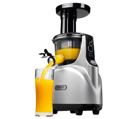 Kuvings Silent Juicer - Silver Pearl