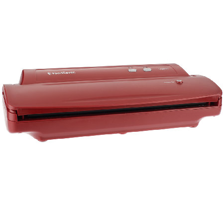 FoodSaver Compact Full Size Vacuum Sealer with 70 Bags