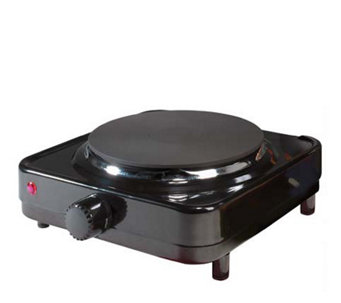 Aroma Single-Range Burner - Black - K119287
