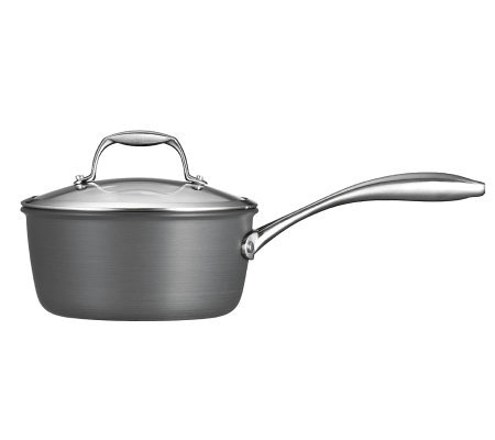 Tramontina Gourmet Hard Anodized 2-qt Covered Saucepan