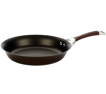 "Circulon Symmetry Chocolate 11"" Open Skillet"