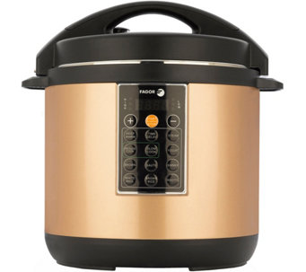 Fagor Lux 8-Quart Copper Multi-Cooker - K305487
