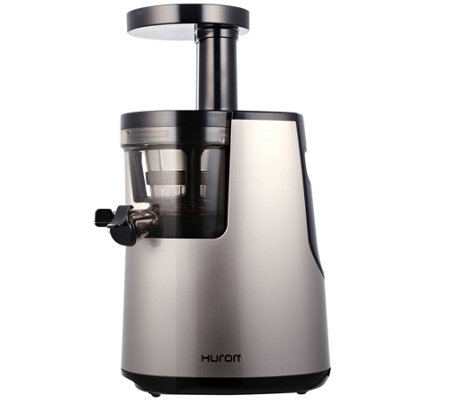 Hurom Classic HH Elite Slow Juicer - StainlessSteel Finish