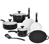 SilverStone Ceramic Cookware 10-Piece Set - K41887